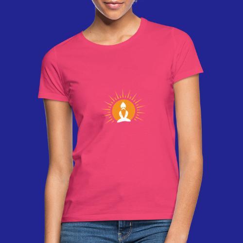 Guramylyfe logo white no text - Women's T-Shirt