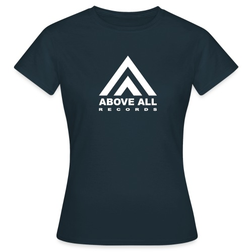 Above All logo White - Women's T-Shirt
