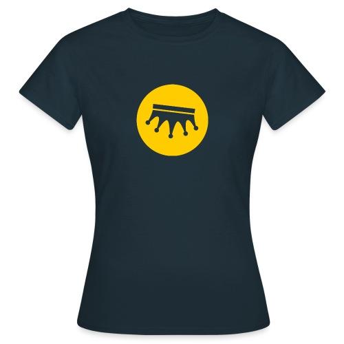 Corona Invertida - Camiseta mujer