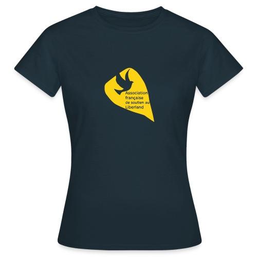 AssoFrLiberland - T-shirt Femme