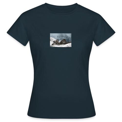 Mountains Colorized - Camiseta mujer