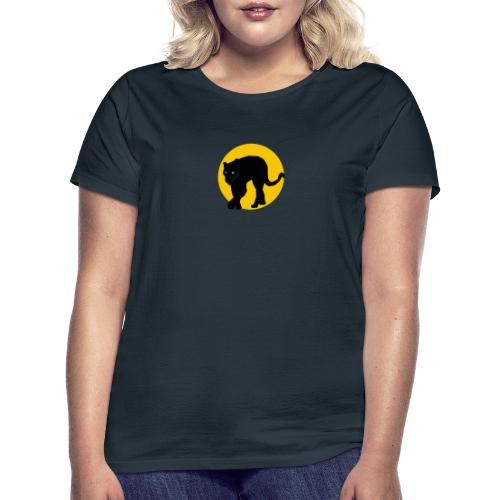 panthere lune - T-shirt Femme