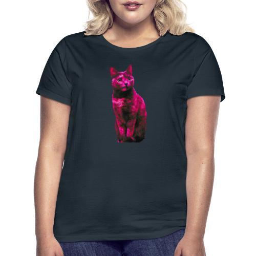 Gatto - Maglietta da donna