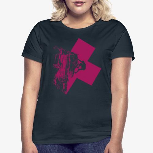 Climbing away - Women's T-Shirt