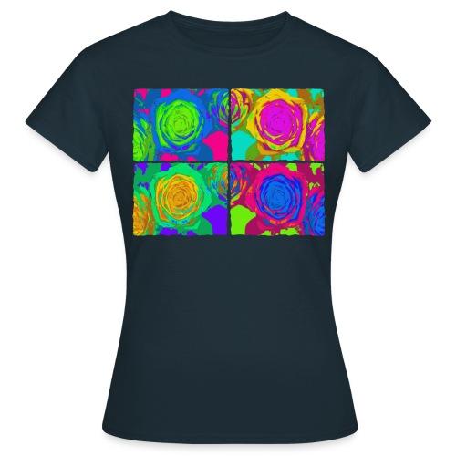 Four roses - Vrouwen T-shirt