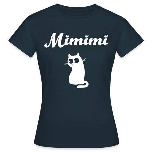 mimimi - Frauen T-Shirt
