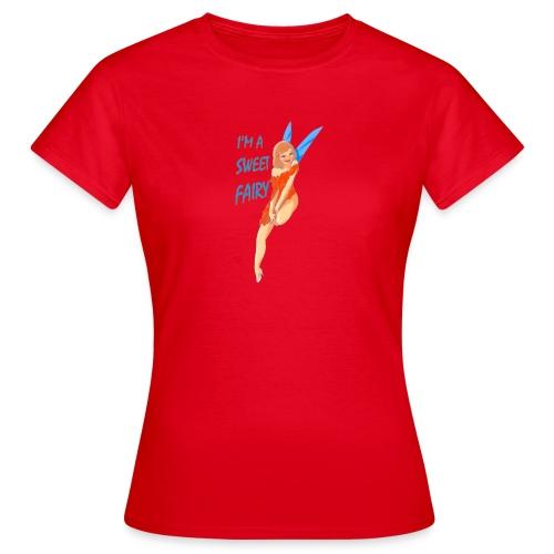 Sweet Fairy - Maglietta da donna