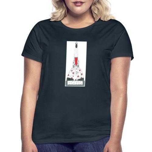 la coppia orientale - Maglietta da donna