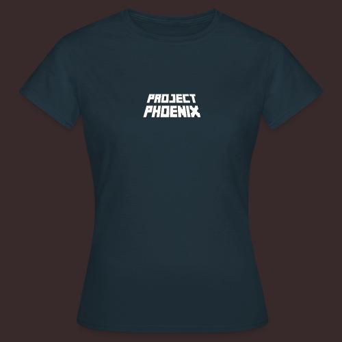 PP Large White - Women's T-Shirt