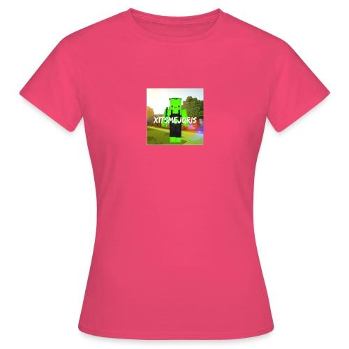xItsMeJqris - Vrouwen T-shirt