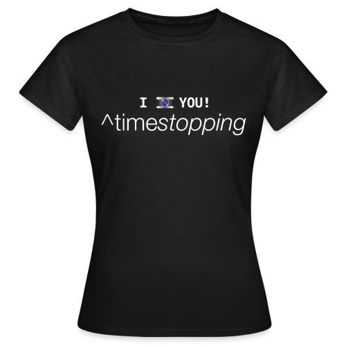 I (photo) you! - Women's T-Shirt