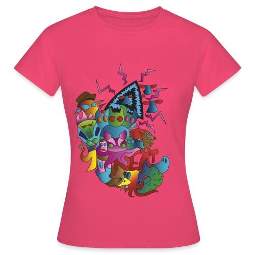 shirtdesign png - Frauen T-Shirt