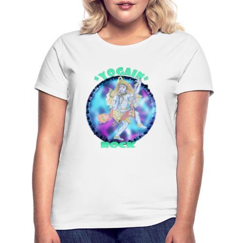 YogaIn Rock - Maglietta da donna