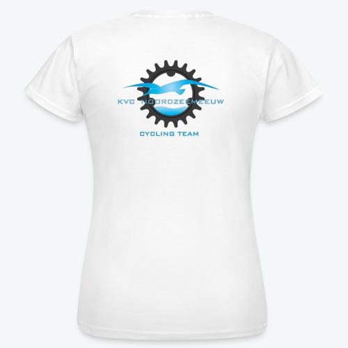 kledijlijn NZM 2017 - Vrouwen T-shirt