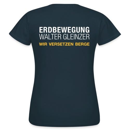 Walter Gleinzer - Frauen T-Shirt
