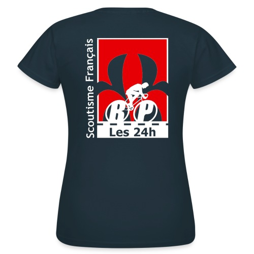 logo bw2blanc - T-shirt Femme