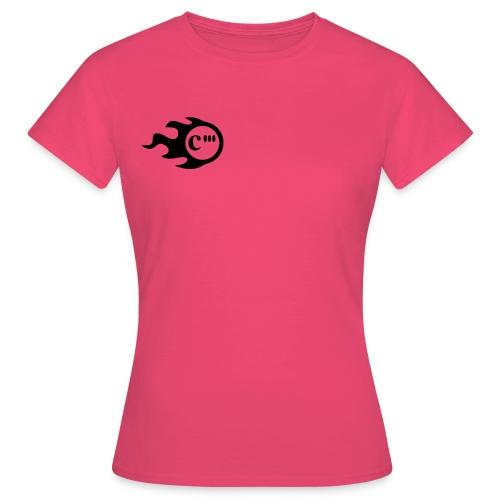 flame-c3s - Frauen T-Shirt