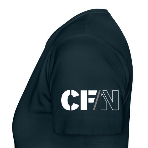 CFN White Grey - T-shirt dam