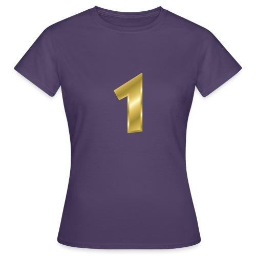 nummer 1 - Frauen T-Shirt