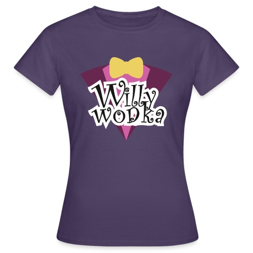 willy wodka - Frauen T-Shirt