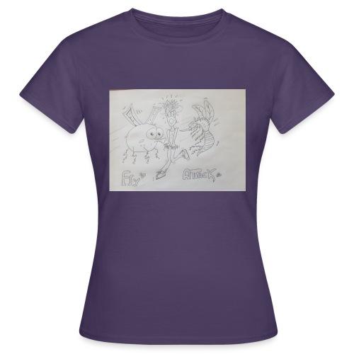 15342616025805381940484396166323 - Camiseta mujer