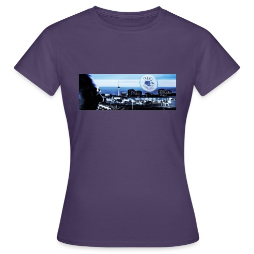 Skyline / Logo Can T - Shirt - Frauen T-Shirt