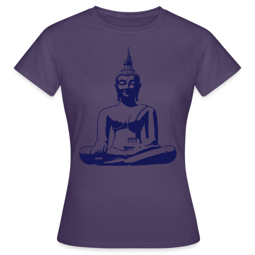 Boeddha beeld - Vrouwen T-shirt