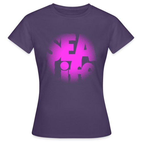 Sealife surfing tees, clothes and gifts FP24R01B - Naisten t-paita