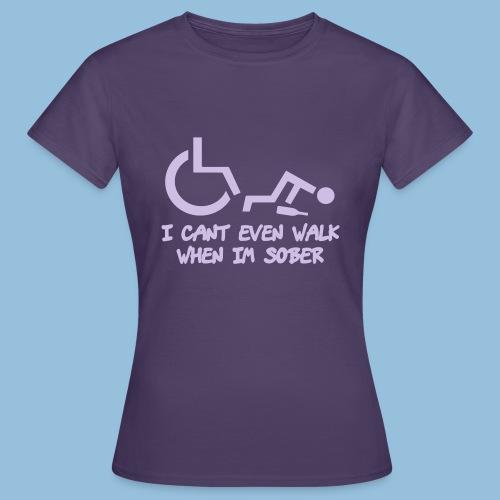 Sober1 - Vrouwen T-shirt