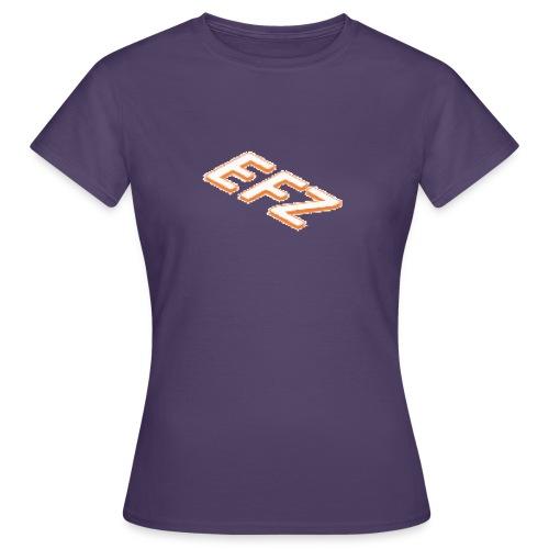 S.1 EFZ MAINLOGOSHIRT - Frauen T-Shirt