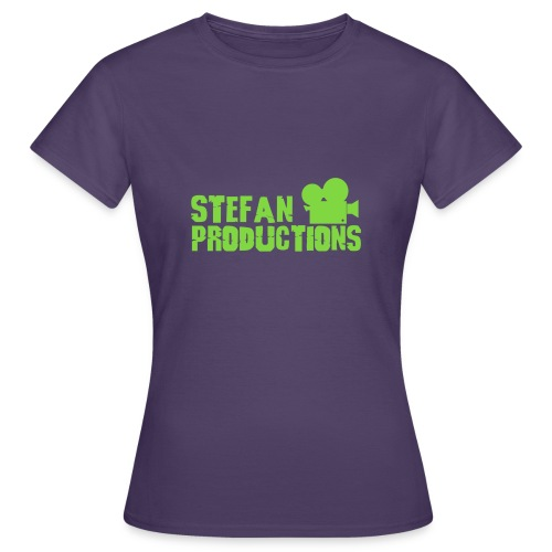 Stefanproductions - Vrouwen T-shirt