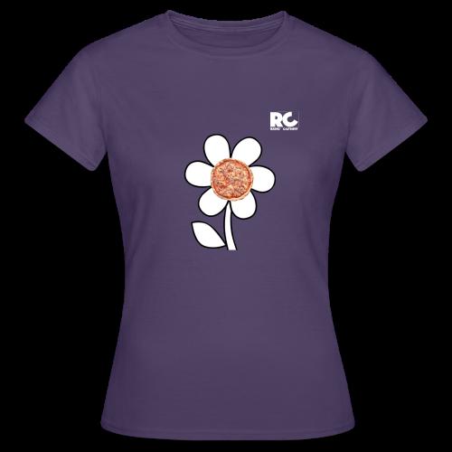Pizzaflower Edition - Frauen T-Shirt