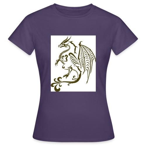 Drachen - Frauen T-Shirt