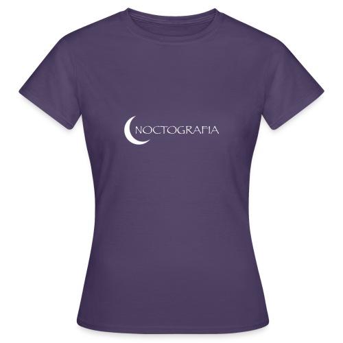 Noctografia - Camiseta mujer
