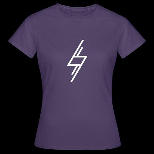 Sort T-Shirt - Dame-T-shirt
