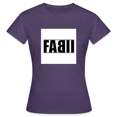 〓ғaвιι〓┋▌т-ѕнιrт ▌┋ғarвe änderвar┋ - Frauen T-Shirt