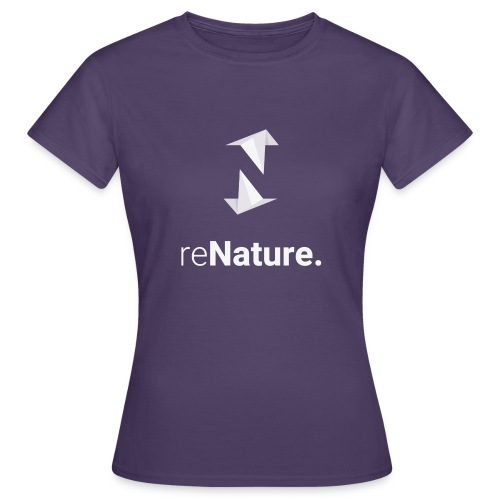 reNature T-Shirt - Vrouwen T-shirt