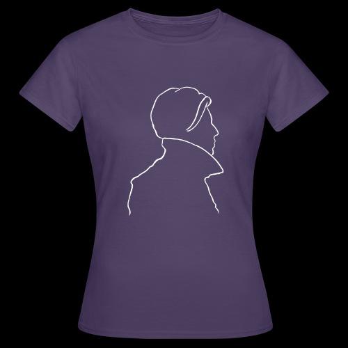 David Bowie Low (white) - Women's T-Shirt