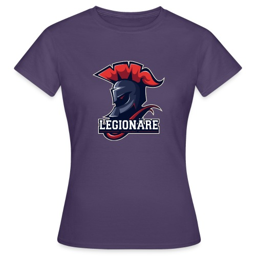 Legion Mainlogo - Frauen T-Shirt