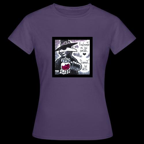 TronoVacante Cerusico 2 - Maglietta da donna