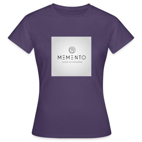 Memento - Camiseta mujer