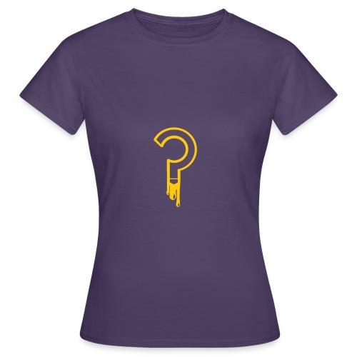 Frage - Frauen T-Shirt