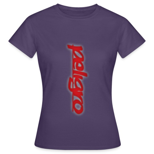 Peligro - Camiseta mujer