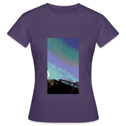 Anarchy Sky - Women's T-Shirt