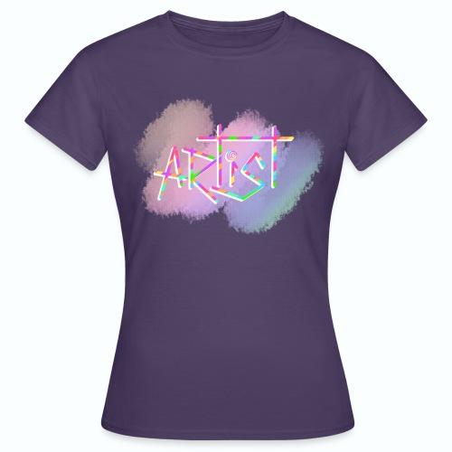 Artist in Colors - Camiseta mujer