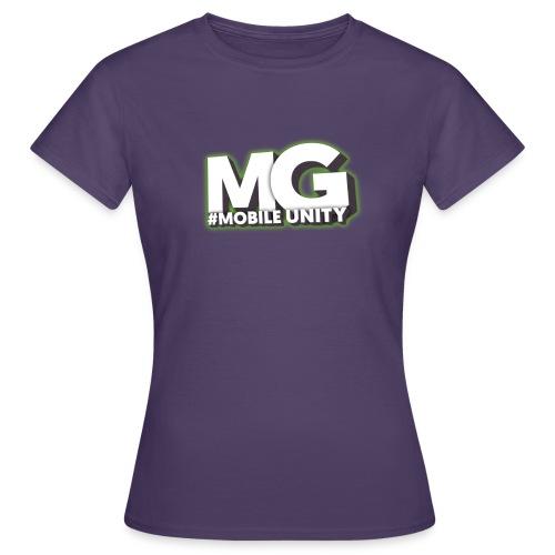 MariusGamer Männer T-Shirt Weiß - Frauen T-Shirt