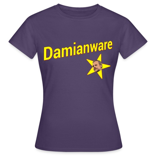 DamianWare - Women's T-Shirt