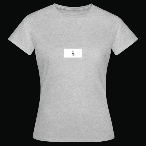bafti hoodie - Dame-T-shirt