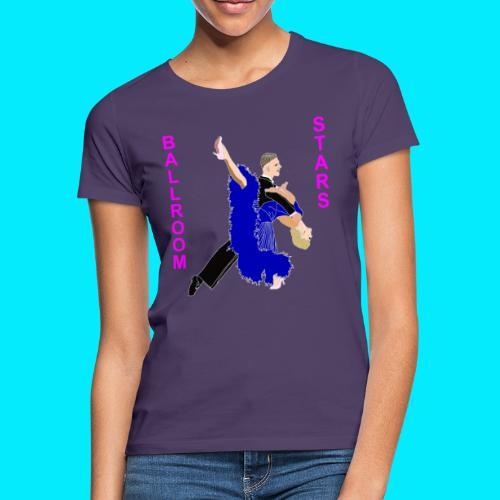 Ballroom Stars 2 - Frauen T-Shirt