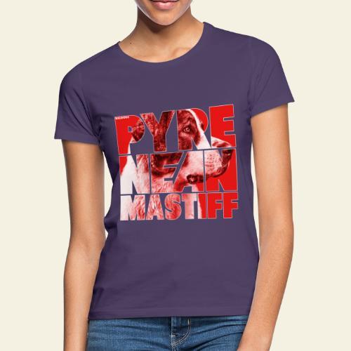 Pyrenean Mastiff III - Naisten t-paita